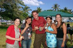 Sprachkurse auf Hawaii - Homestray Unterkunft