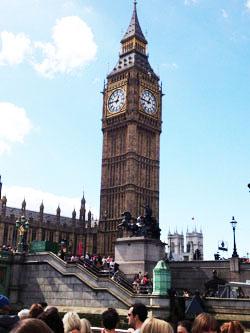 Schüleraustausch nach London, England