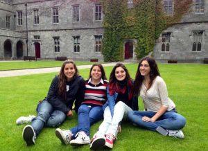 Irland Austauschüler von WWQ