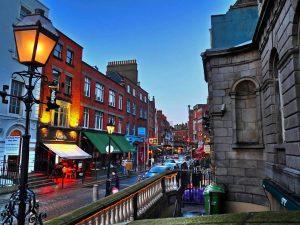 Schüleraustausch Irland in Dublin