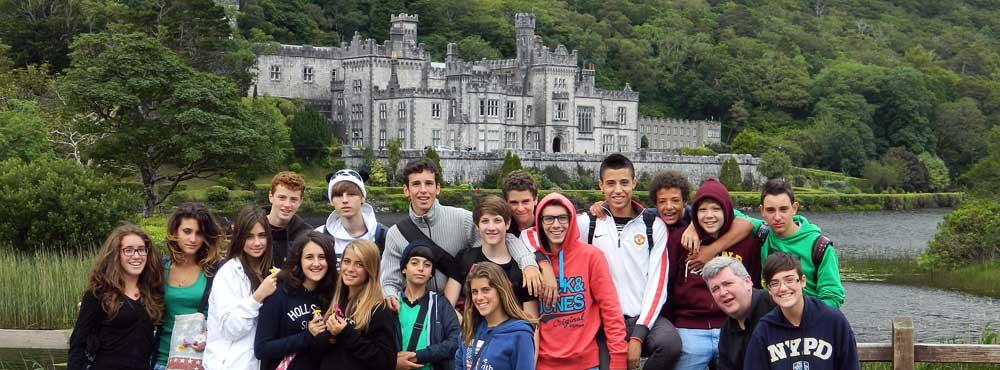 Schüleraustausch und Sprachreisen für Schüler und Erwachsene - Schüleraustausch in die USA, England & andere Länder
