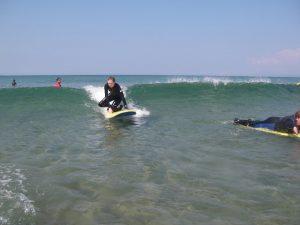 Familien Urlaub in Irland mit Surfen und Surfkurs