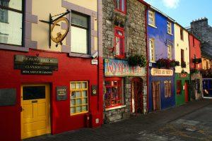 Familien Urlaub in Galway Irland