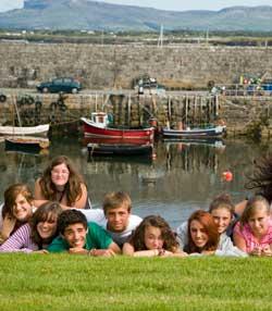 Familienurlaub Irland mit Sprachkurs für Jugendliche