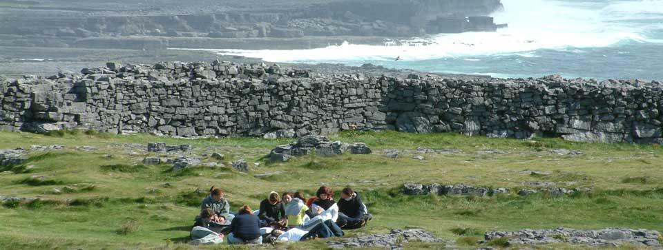 Sprachreisen für Schüler in Irland
