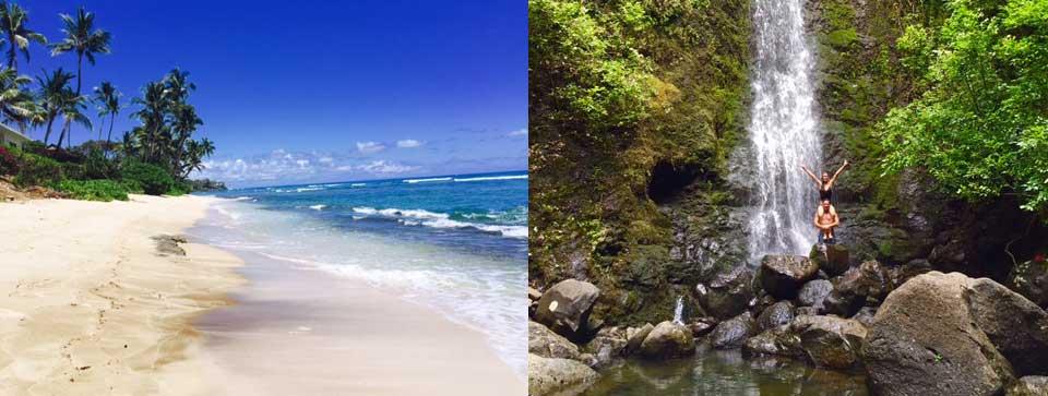 Sprachkurse und Reise für Erwachsene auf Hawaii